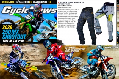 Trilobite Probut X-Factor in CycleNews